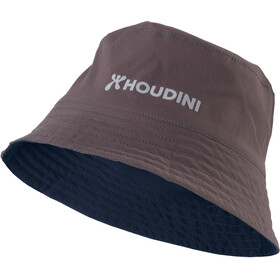 Houdini Liquid Sun Hat Kids Tide Blue/Backbeat Brown